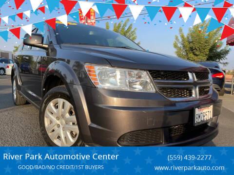 2017 Dodge Journey for sale at River Park Automotive Center in Fresno CA