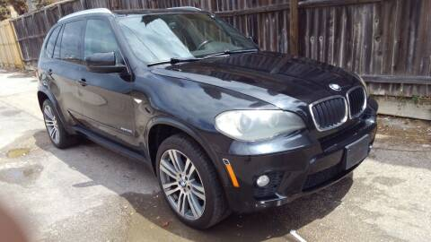 2011 BMW X5 for sale at T.S. IMPORTS INC in Houston TX