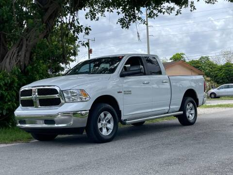 2015 RAM Ram Pickup 1500 for sale at Auto Direct of South Broward in Miramar FL