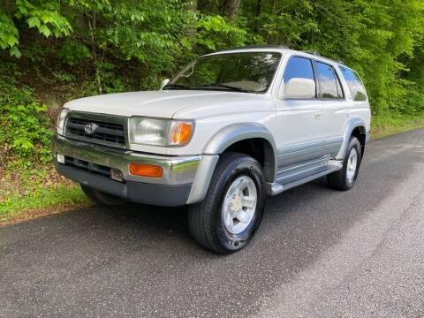 1997 Toyota 4Runner for sale at Lenoir Auto in Lenoir NC