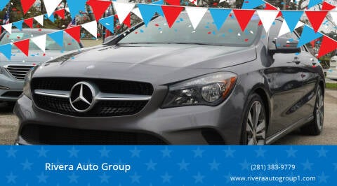 2017 Mercedes-Benz CLA for sale at Rivera Auto Group in Spring TX