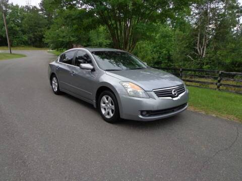 2009 Nissan Altima for sale at CAROLINA CLASSIC AUTOS in Fort Lawn SC