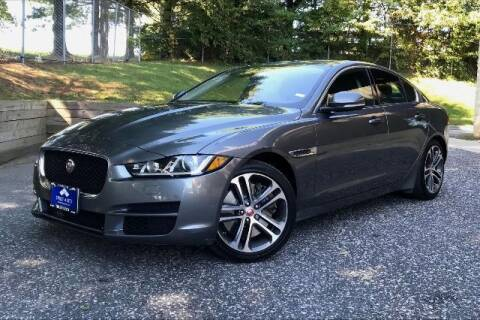 2017 Jaguar XE for sale at TRUST AUTO in Sykesville MD