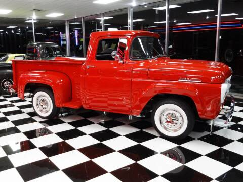 1957 Ford F-100 for sale at Wagner's Classic Cars in Bonner Springs KS