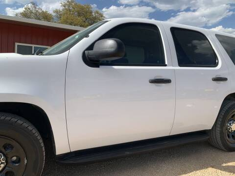 2014 Chevrolet Tahoe for sale at LJD Sales in Lampasas TX