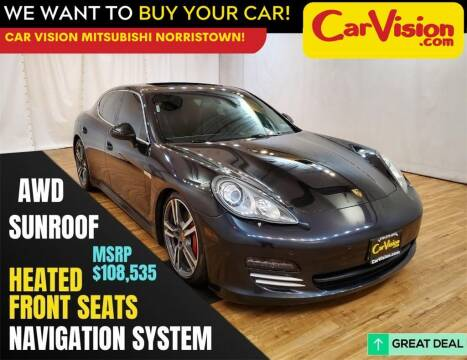 2011 Porsche Panamera for sale at Car Vision Mitsubishi Norristown in Trooper PA