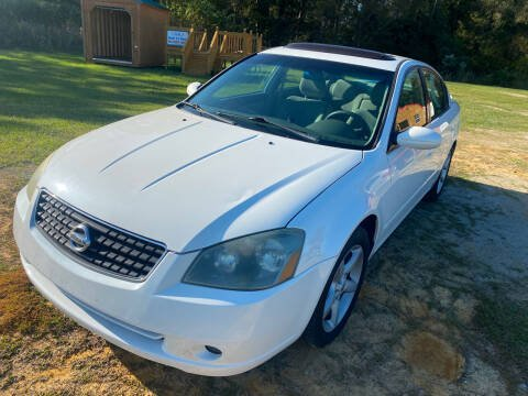 2006 Nissan Altima for sale at Southtown Auto Sales in Whiteville NC