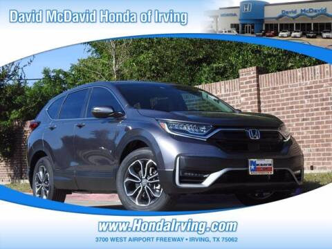 2020 Honda CR-V Hybrid for sale at DAVID McDAVID HONDA OF IRVING in Irving TX
