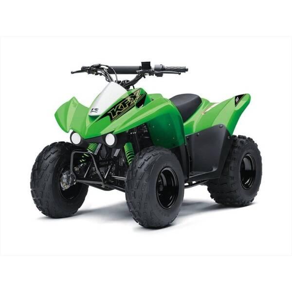 2021 Kawasaki KFX 90 for sale at GT Toyz Motor Sports & Marine - GT Toyz Motorsports in Halfmoon NY