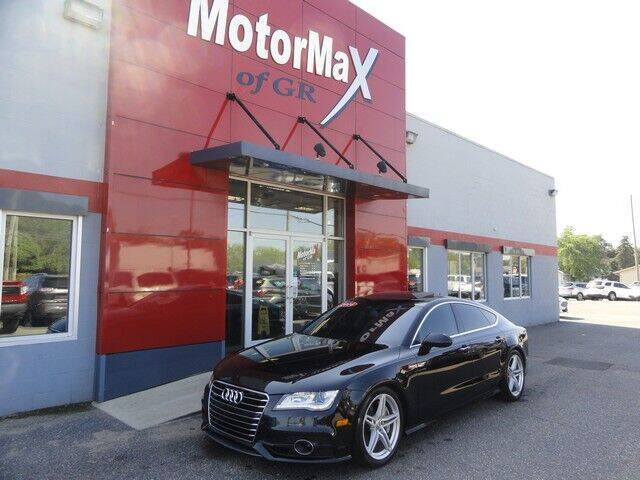2014 Audi A7 for sale at MotorMax of GR in Grandville MI