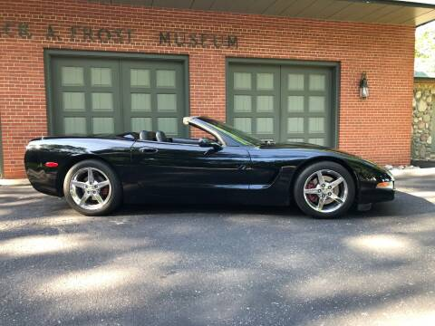1999 Chevrolet Corvette for sale at Jack Frost Auto Museum in Washington MI