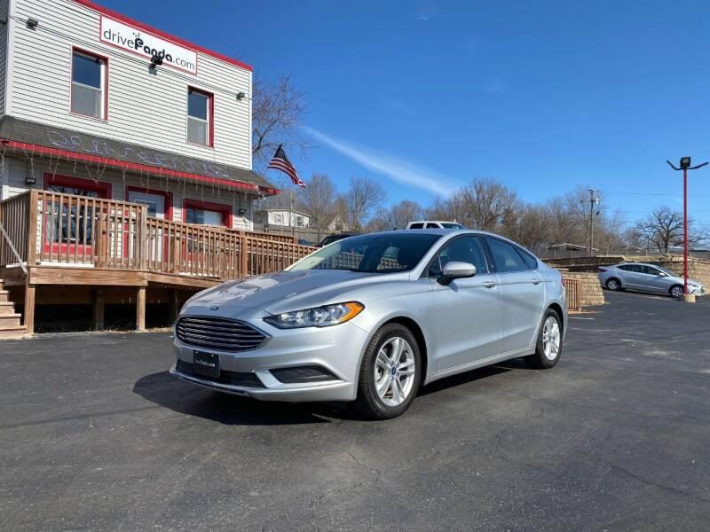 2018 Ford Fusion for sale at DrivePanda.com Joliet in Joliet IL