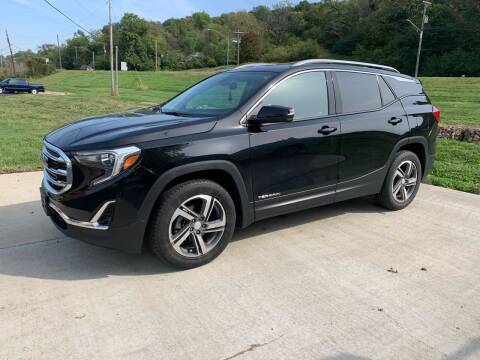 2018 GMC Terrain for sale at PREMIUM PRE-OWNED AUTOS in East Peoria IL
