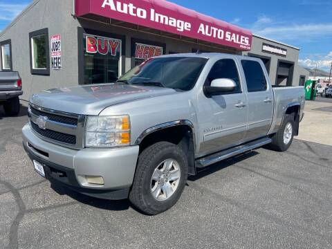2011 Chevrolet Silverado 1500 for sale at Auto Image Auto Sales in Pocatello ID