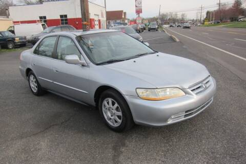 2002 Honda Accord for sale at K & R Auto Sales,Inc in Quakertown PA