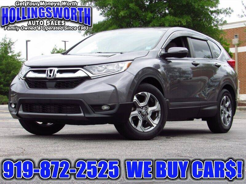 2018 Honda CR-V for sale in Raleigh, NC