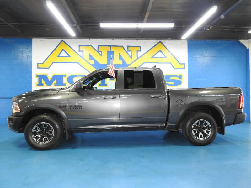 2016 RAM Ram Pickup 1500 for sale at ANNA MOTORS, INC. in Detroit MI