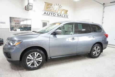 2018 Nissan Pathfinder for sale at Elite Auto Sales in Ammon ID