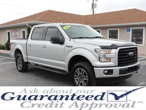 2016 Ford F-150 for sale at Universal Auto Sales in Plant City FL