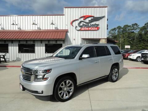 2016 Chevrolet Tahoe for sale at Grantz Auto Plaza LLC in Lumberton TX
