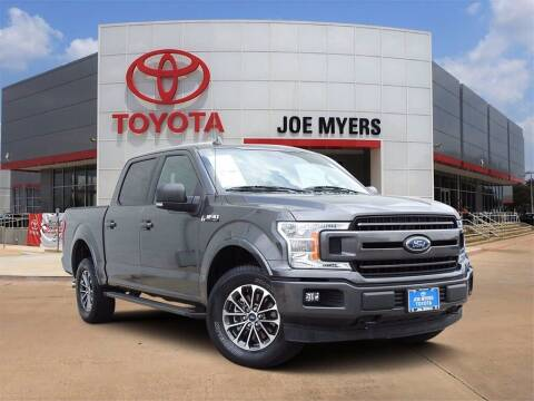 2018 Ford F-150 for sale at Joe Myers Toyota PreOwned in Houston TX