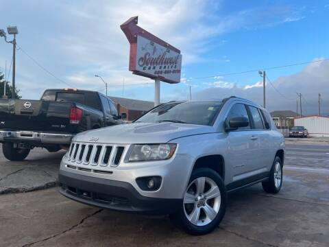 2014 Jeep Compass for sale at Southwest Car Sales in Oklahoma City OK