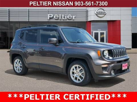 2020 Jeep Renegade for sale at TEX TYLER Autos Cars Trucks SUV Sales in Tyler TX