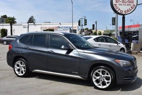 2014 BMW X1 for sale at San Mateo Auto Sales in San Mateo CA