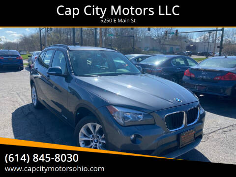 2013 BMW X1 for sale at Cap City Motors LLC in Columbus OH