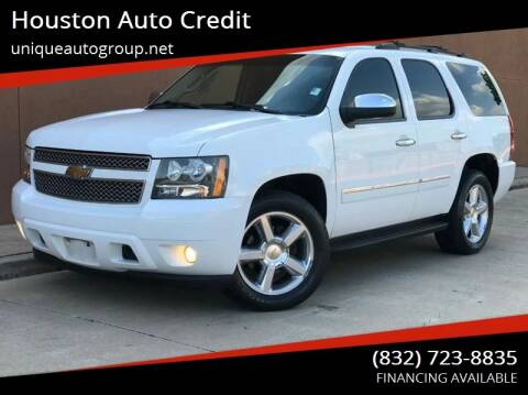 2011 Chevrolet Tahoe for sale at Houston Auto Credit in Houston TX