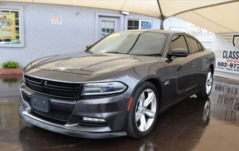 2016 Dodge Charger for sale at 1st Class Motors in Phoenix AZ