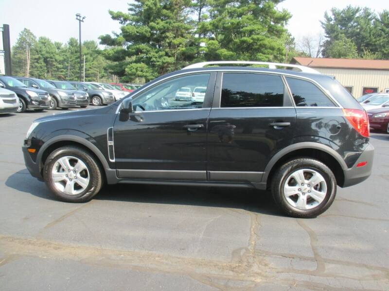 2013 Chevrolet Captiva Sport for sale at Home Street Auto Sales in Mishawaka IN