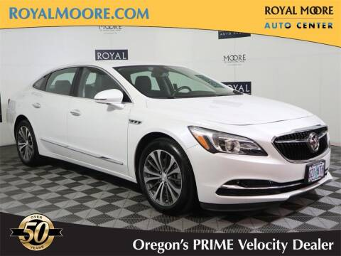 2017 Buick LaCrosse for sale at Royal Moore Custom Finance in Hillsboro OR