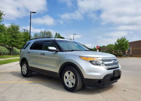 2014 Ford Explorer for sale at International Auto Sales in Garland TX