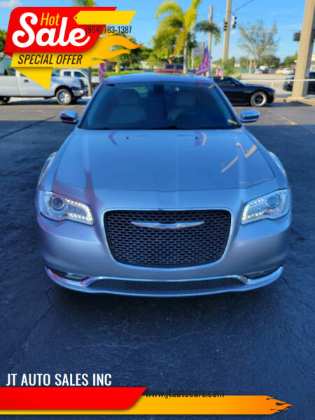 2016 Chrysler 300 for sale at JT AUTO SALES INC in Oakland Park FL