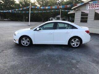 2014 Chevrolet Cruze for sale at Howard Johnson's  Auto Mart, Inc. in Hot Springs AR