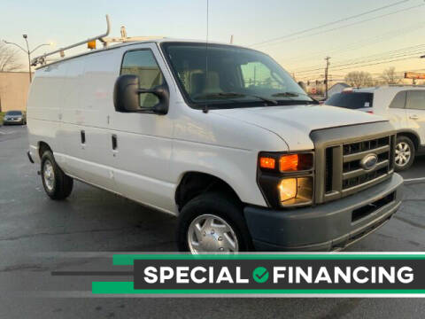 2011 Ford E-Series Cargo for sale at Dixie Motors in Fairfield OH