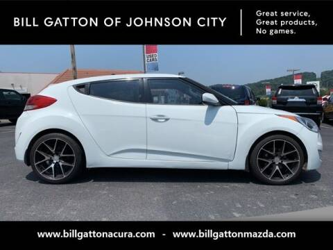 2012 Hyundai Veloster for sale at Bill Gatton Used Cars - BILL GATTON ACURA MAZDA in Johnson City TN