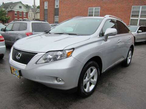2011 Lexus RX 350 for sale at DRIVE TREND in Cleveland OH