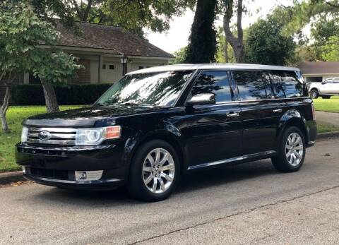 2009 Ford Flex for sale at Texas Auto Corporation in Houston TX