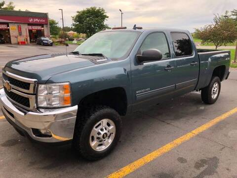 2014 Chevrolet Silverado 2500HD for sale at American Muscle in Schuylerville NY