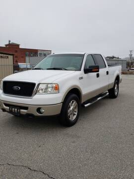 2007 Ford F-150 for sale at iDrive in New Bedford MA
