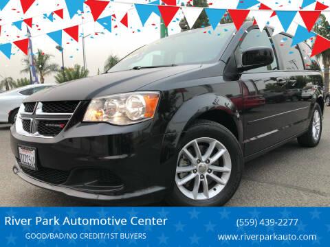 2015 Dodge Grand Caravan for sale at River Park Automotive Center in Fresno CA