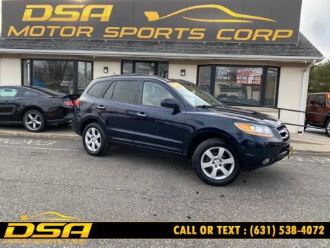 2009 Hyundai Santa Fe for sale at DSA Motor Sports Corp in Commack NY
