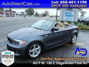 2013 BMW 1 Series for sale at Auto Direct Trucks.com in Edgewater Park NJ