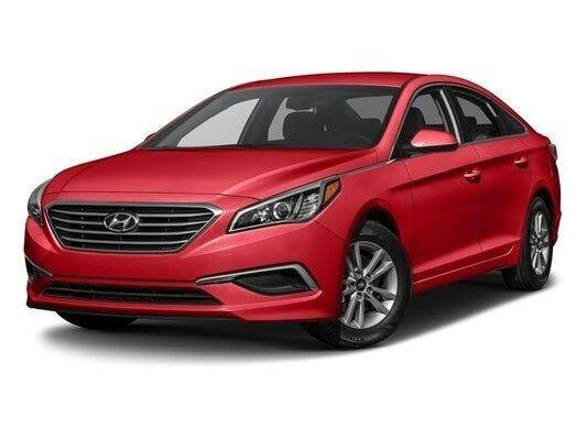 2017 Hyundai Sonata for sale at USA Auto Inc in Mesa AZ