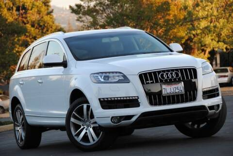2013 Audi Q7 for sale at VSTAR in Walnut Creek CA