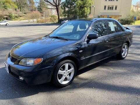 2003 Mazda Protege for sale at Car World Inc in Arlington VA