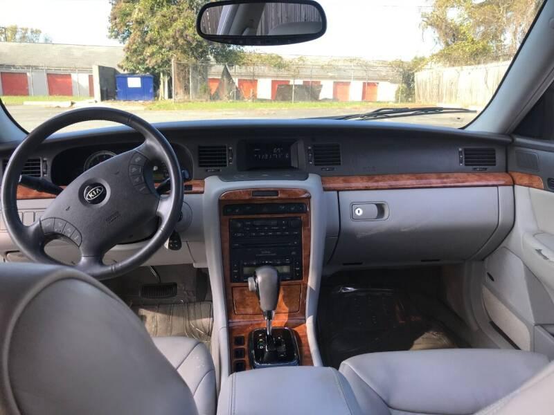 2005 Kia Amanti 4dr Sedan - Charlotte NC