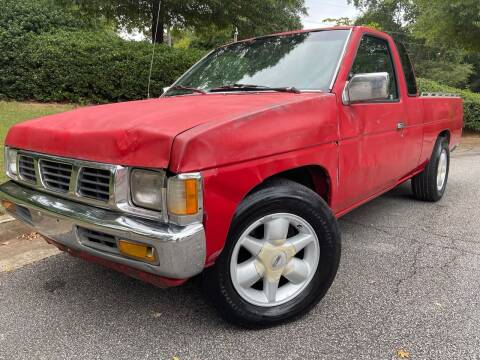 1995 Nissan Truck for sale at El Camino Auto Sales - Global Imports Auto Sales in Buford GA